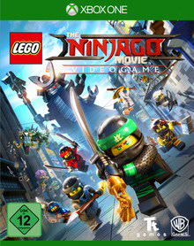 Verpackung von The LEGO Ninjago Movie Videogame [Xbox One]