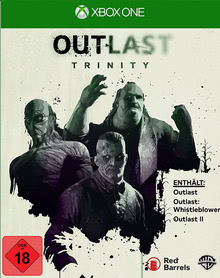 Verpackung von Outlast Trinity [Xbox One]