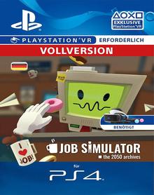 Verpackung von Job Simulator - Playstation VR erforderlich [PS4]