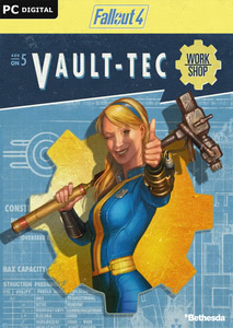 Packaging of Fallout 4 Vault-Tec Workshop [PC]
