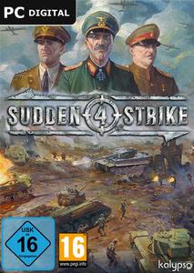 Verpackung von Sudden Strike 4 [PC / Mac]