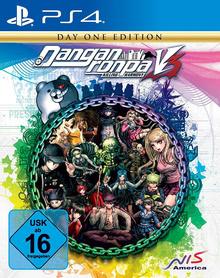 Verpackung von Danganronpa V3: Killing Harmony [PS4]