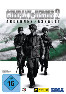 Verpackung von Company of Heroes 2: Ardennes Assault - Standalone-Add-On [PC]