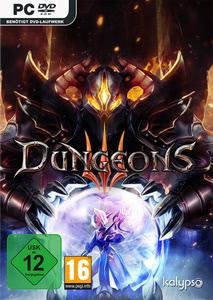 Verpackung von Dungeons 3 [PC]