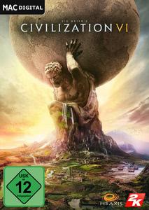 Verpackung von Sid Meier's Civilization VI [Mac]