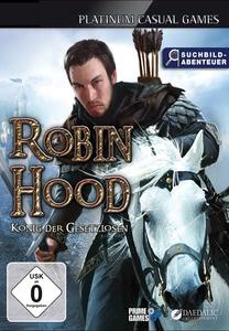 Verpackung von Robin Hood - König der Gesetzlosen [Mac]