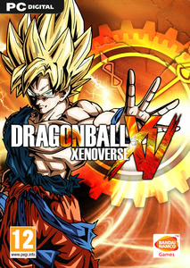 Packaging of Dragon Ball Xenoverse [PC]