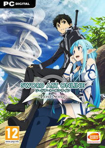 Packaging of Sword Art Online - Lost Song [PC]