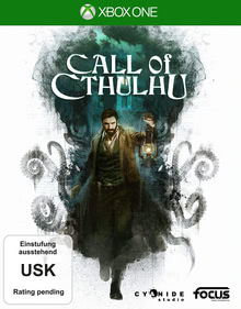 Verpackung von Call of Cthulhu [Xbox One]