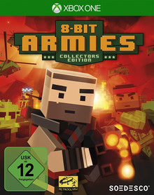 Verpackung von 8 Bit Armies Collector's Edition [Xbox One]