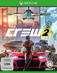 Verpackung von The Crew 2 [Xbox One]