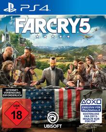 Verpackung von Far Cry 5 [PS4]