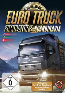 Verpackung von Euro Truck Simulator 2 Scandinavia [PC]
