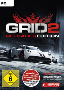 Verpackung von GRID 2 Reloaded [PC]