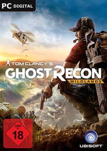 Verpackung von Tom Clancy's Ghost Recon Wildlands [PC]