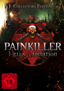 Verpackung von Painkiller - Hell & Damnation Collector's Edition [PC]