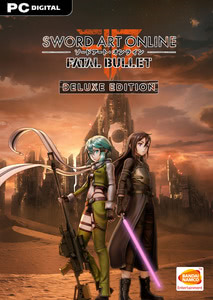 Emballage de Sword Art Online: Fatal Bullet Season Pass [PC]