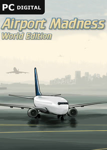 Packaging of Airport Madness: World Edition [PC / Mac]