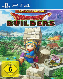 Verpackung von Dragon Quest Builders Day One Edition [PS4]