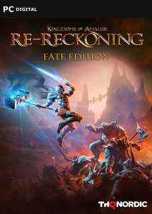 Verpackung von Kingdoms of Amalur: Re-Reckoning Fate Edition [PC]