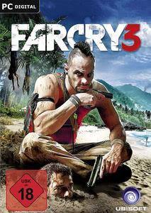 Verpackung von Far Cry 3 [PC]