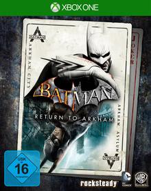 Verpackung von Batman: Return to Arkham [Xbox One]