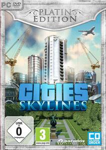 Verpackung von Cities: Skylines Platin Edition [PC]