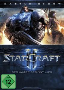Verpackung von Starcraft II - Battlechest [PC]
