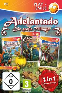 Verpackung von Adelantado: Die große Trilogie [PC]