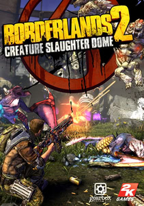 Packaging of Borderlands 2: Creature Slaughterdome [Mac]