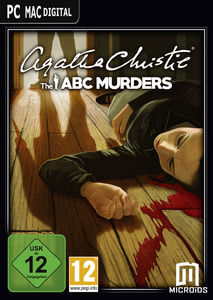 Packaging of Agatha Christie - The ABC Murders [PC]