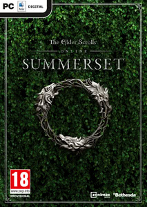Packaging of The Elder Scrolls Online: Summerset [PC / Mac]