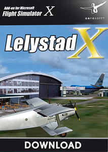 Packaging of FSX Dutch Airports - Lelystad X [PC]