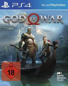 Verpackung von God of War [PS4]