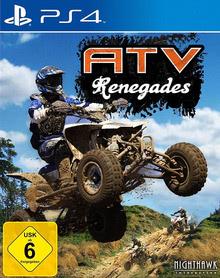 Verpackung von ATV Renegades [PS4]