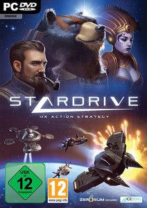 Verpackung von Star Drive [PC]