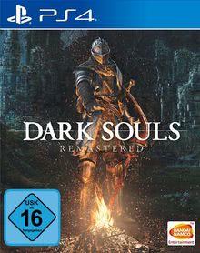 Verpackung von Dark Souls Remastered [PS4]