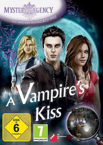 Verpackung von Mystery Agency - A Vampire's Kiss [PC]