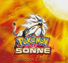 Verpackung von Pokemon Sonne Steelbook [3DS]