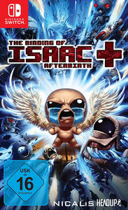 Verpackung von The Binding of Isaac - Afterbirth+ [Switch]