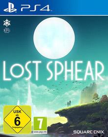 Verpackung von Lost Sphear [PS4]