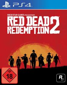 Verpackung von Red Dead Redemption 2 [PS4]