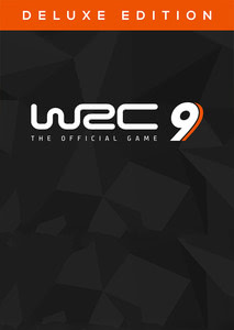 Verpackung von WRC 9 Deluxe Edition [PC]