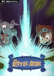 Verpackung von The Little Acre [PC / Mac]