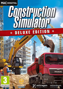 Packaging of Construction-Simulator Deluxe Edition [Mac]
