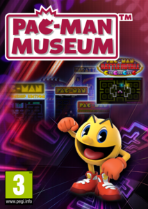 Packaging of Pac-Man Museum [PC]