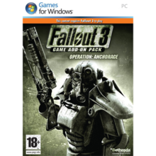 Packaging of Fallout 3 DLC: Operation Anchorage [PC]