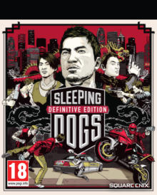 Packaging of Sleeping Dogs Definitive Edition [PC]