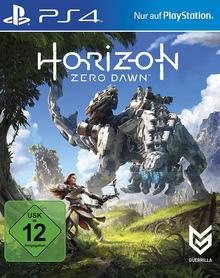 Verpackung von Horizon: Zero Dawn [PS4]