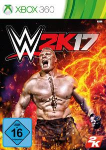 Verpackung von WWE 2K17 [Xbox 360]